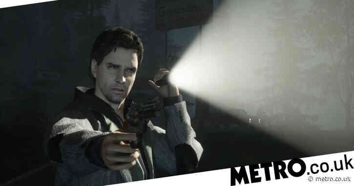 Alan Wake Remastered leaked on Epic Games Store (and Final Fantasy 7 Remake)