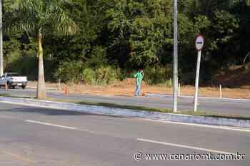 Prefeitura inicia obra de nova rotatória em Lucas do Rio Verde - CenárioMT