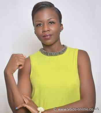 Meet Social entrepreneur Vicktesha Cunningham, on business and postpartum symptoms. - The Voice Online