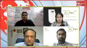 Meet Global Innovator and Entrepreneur: Dr. Janani Venkatraman, Co-founder, and CEO of Biomoneta, and Mr. Arindam Ghatak, Co-founder and CTO of Biomoneta - thepolicytimes.com