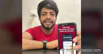 Entrepreneur Niraj Kanjani opens up about developing privacy-based mobile app CalcuVault - MyNation