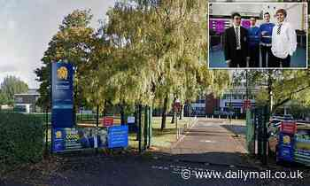 German teacher who upset a Year 8 pupil as he quoted a line from The Inbetweeners