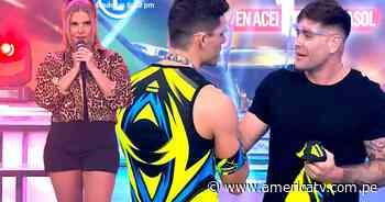 Pancho Rodríguez pasó a los Guerreros por decisión de Johanna San Miguel - América Televisión