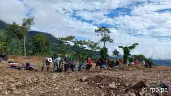 VRAEM: Pobladores de San Miguel del Ene y el Ejército preparan terreno para instalar base antiterrorista - RPP Noticias