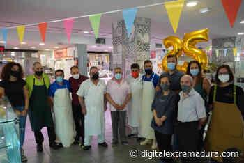 Se celebra el 25 aniversario del mercado cacereño Ronda del Carmen - digitalextremadura.com