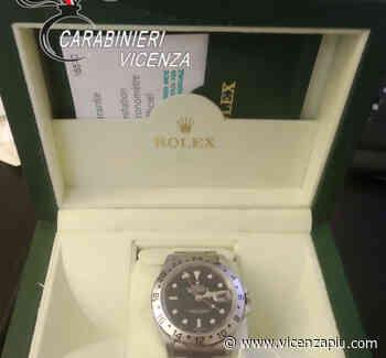 Truffa del Rolex da 11 mila euro, due arresti a Marostica - Vicenza Più