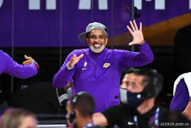 Phil Handy Explains Decision To Leave Raptors For Lakers