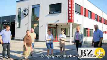 Das neue Feuerschutzzentrum in Jerxheim ist fertiggestellt