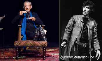 Sir Ian McKellen insists Hamlet is bisexual as he returns to play the young prince