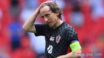 LIVE: Croatia vs Czech Republic