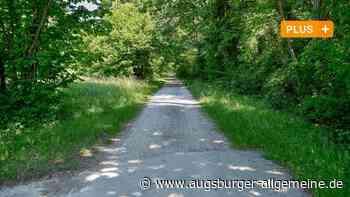 Was den Radwegausbau zwischen Landsberg und Kaufering verhindert - Augsburger Allgemeine