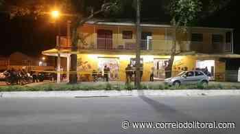 Homem é executado com 7 tiros por homem de bicicleta, em Matinhos - Correio do Litoral