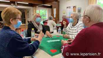 Antony : joie et convivialité au programme des retrouvailles des clubs seniors - Le Parisien