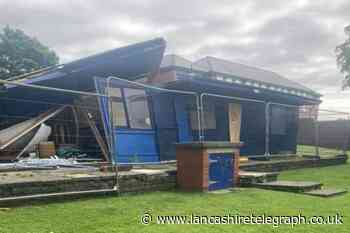 Great Harwood local's share memories of demolished ice cream hut