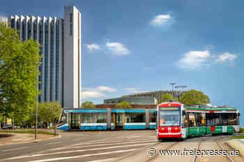 Chemnitzer Modell Stufe 4 - Ausbau nach Limbach-Oberfrohna - Freie Presse