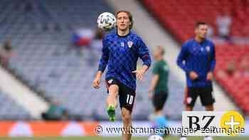 Live! Tschechiens Plan: Luka Modric aus dem Spiel nehmen