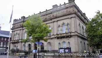 Blackburn Town Hall damp works approved