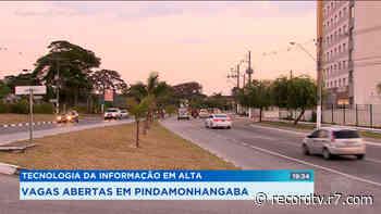 Empresa de Pindamonhangaba gera emprego na pandemia - Record TV
