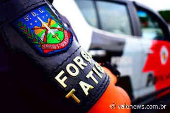 Força Tática captura procurado por homicídio em Pindamonhangaba - Vale News