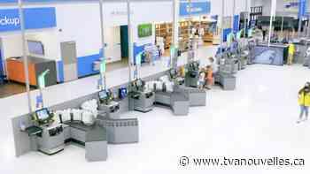 Walmart: Les caissiers sur le chemin de la sortie - TVA Nouvelles