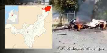Atribuyen al ELN atentado que dejó tres militares heridos en Cubará, Boyacá - Canal 1