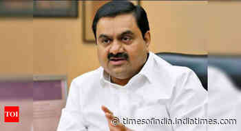 Mystery behind slump in Adani Group company shares