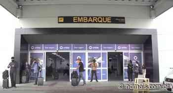 Investimentos e ações no Aeroporto de Navegantes são suspensos por 60 dias - ND Mais