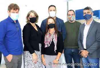 08/06/2021 Ações de controle interno e transparência de Navegantes são referência na região - Prefeitura de Navegantes