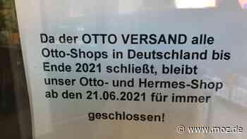 Einkaufen und Shopping: Warum der letzte Otto-Shop in Eberswalde schließen muss - moz.de