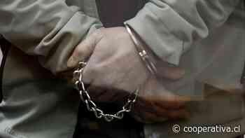 Sujeto fue detenido por receptación de cinco vehículos robados en Maipú