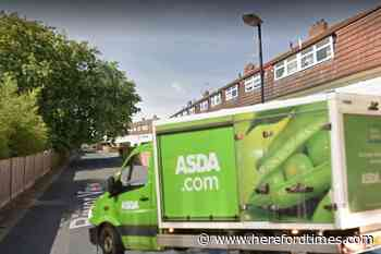 Hereford pair in court after taking Asda van and attacking police officer