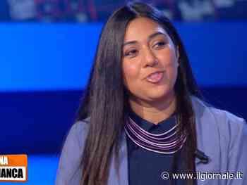 """Italia accogliente?"" La giornalista pakistana gela lo studio"