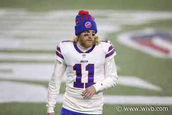 Bills WR Cole Beasley calls NFLPA a 'joke' after new Covid protocol agreement