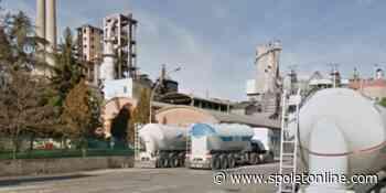 Colacem verso la dismissione dello stabilimento di Spoleto - Spoleto Online