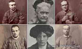 Pictures of Victorian jewel thieves are among 800,000 crime records in new digital archive