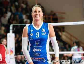 Jennifer Boldini da Pinerolo a Monza - Corriere dello Sport.it