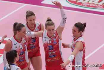 A2 F., Pinerolo: Confermata la centrale Gray - Volleyball.it