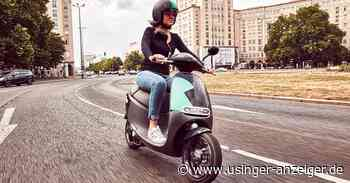 Unbekannte entwenden Motorroller in Oberursel - Usinger Anzeiger