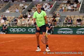 'Rafael Nadal was never so powerless at Roland Garros,' says Goran Ivanisevic - Tennis World USA