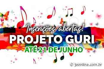 Ibiúna e Mairinque estão com vagas abertas para inscrições no Projeto Guri - Jornal da Economia