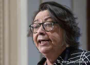 Quebec Conservatives recruit ex-CAQ Claire Samson as party's first legislature member