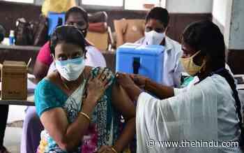 Coronavirus | India records more than 47,000 fresh cases on June 18, 2021 - The Hindu