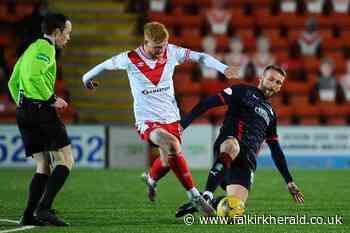 Midfielder Euan O'Reilly quits Airdrie for Stenhousemuir - Falkirk Herald