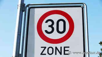 Landratsamt macht Gauting Strich durch die Rechnung: Tempo 30 bleibt eine Idee - Merkur Online