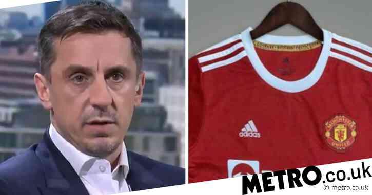 Gary Neville slams new 'leaked' Manchester United home kit