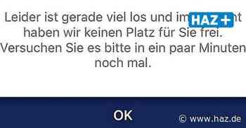 Sehnde/Lehrte: Sprinti-Rufbus läuft in Sehnde gut an - in Ahlten gibt es Probleme mit App und Haltestellen - Hannoversche Allgemeine