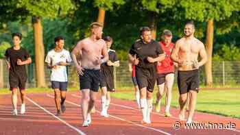 Interview Physiotherapeut Thomas Schmidt zur Vorbereitung der Fußballer - HNA.de