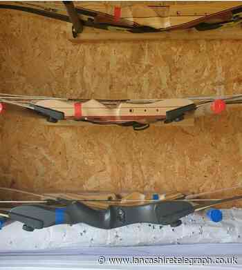 Ribble Valley: Archery bows stolen from Waddow Hall, Waddington