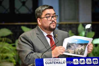 Pimentel, el ministro que está en al cuerda floja - elPeriódico (Guatemala)