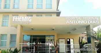 Patos de Minas: lotado, hospital pede que não sejam enviados pacientes - Estado de Minas